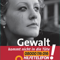 "25. November 2018: Internationaler Tag ""Nein zu Gewalt an Frauen"""
